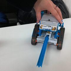 タミヤカムプログラムロボット